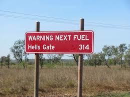 Next fuel Hells Gate