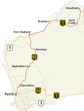 270px-Great_Northern_Highway_route_map