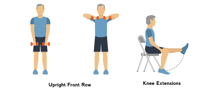 Upright-Front-Row-&-Knee-Extentsions